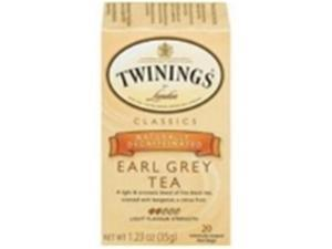 Twinings 27009 Twinings Decaf Earl Grey Tea- 6x20 BAG