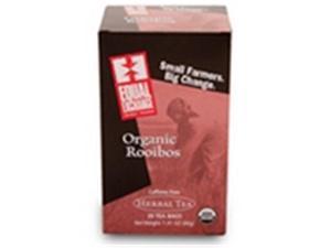 Equal Exchange 53269-3pack Equal Exchange Herbal  Rooibos Tea - 3x20 bag