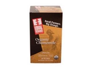 Equal Exchange 53272-3pack Equal Exchange Herbal  Chamomile Tea - 3x20 bag