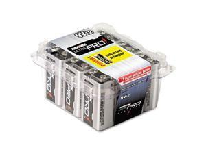 Rayovac UltraPro 9V Alkaline Battery (12-Pack) AL9V-12PPJ