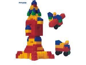 Miniland Educational 32310 Blocks120 pieces- container