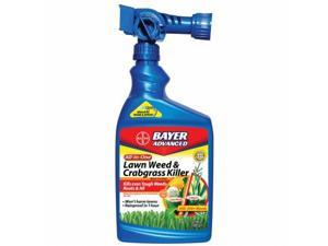 Bayer BAY704080A Bayer 32oz All In One Lawn Weed and Crabgrass Killer RTS
