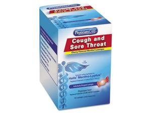 PhysiciansCare First Aid,Cough,Lozenges 90306