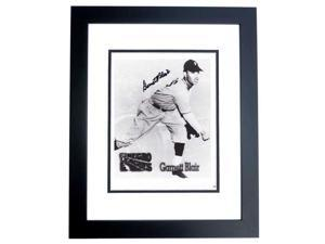 Autographed Baylor Bears 8x10 inch Photo BLACK CUSTOM FRAME ...