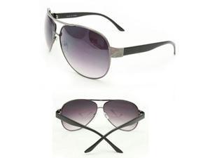 0df72883d1 Soul Wireless F762Black Aviator Fashion Sunglasses F762 Black ...