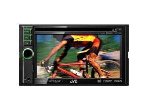Jvc Kwnsx600 Car Stereo Mirror Link Bluetooth 6.1Inch Screen