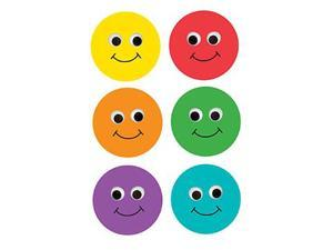 HYGLOSS PRODUCTS INC. HYG41225 BEHAVIOR STICKERS PACK OF 1200