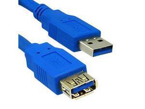 CableWholesale 10U3-02106E USB 3.0 Extension Cables