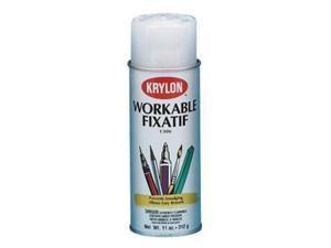 Krylon K1306 Workable Fixative Spray