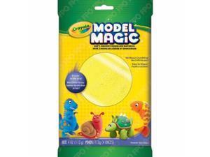 Crayola Modeling Clay Modeling Magic 4oz Neon Yellow 5760010096