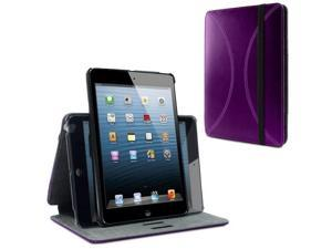 Marware Axis Leather Folio for iPad mini - Purple (AIAX1Y)