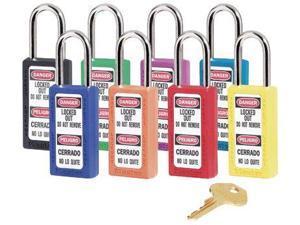 No. 411 Safety Lockout Padlocks