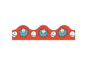 Eureka EU-845601 Dr Seuss Thing 1 & 2 Deco Trim