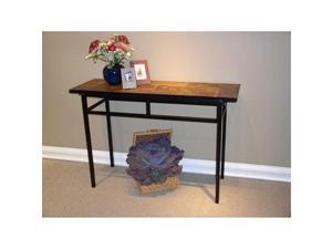 Sofa Table w/ slate top