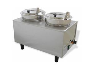 Benchmark USA 51072P Dual Well Warmer