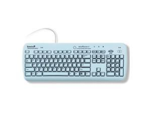 Esterline Advanced Input Sys. K104C02-Us Medical 104 Compliance Keyboard Washable