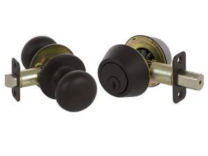 Charmant Callan KS3000 Saxon Series Grade 3 Keyed Entry Knob U0026 Single ...
