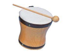 Rhythm Band Instruments RB1025A Small Single Hand Bongo with Mallet