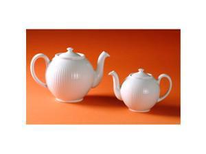 Pillivuyt 334215BX Plisse Teapot - Large - 6 Servings  1.5 qt.