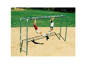 Sport Play 501-410P Jr. Horizontal Ladder - Painted