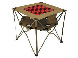 Alps 8360114 - Eclipse Table with Checkerboard Top