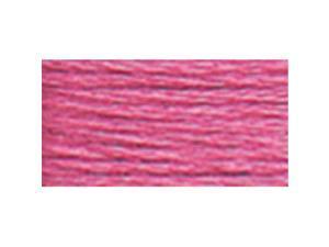 DMC Six Strand Embroidery Cotton 8.7 Yards-Light Cyclamen Pink