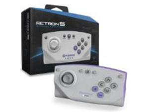 Hyperkin M07021-GR RetroN 5 Bluetooth Wireless Controller, Gray
