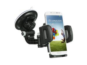 DreamWireless HOCU-4 No.4 Universal Car Mount Holder For Cellphone, Mp3 & Gps With Quick Lock & Release