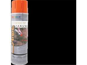 Seymour Of Sycamore 20-657 20 oz. Fluorescent Orange Inverted Tip