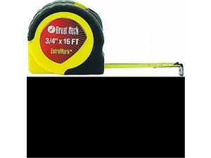 Great Neck Saw 95006 0.75 in. x 16 ft. Measuring Tape