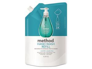 Method Products 01181 Gel Hand Wash Refill, Waterfall - 34 oz.