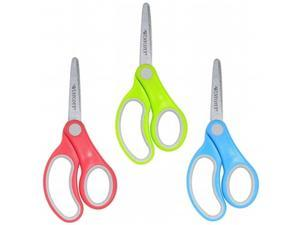 "Westcott Scissors,5"",Sfthdl,Bl,Ast 15971"