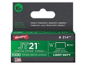 Arrow Fastener 091-214 Jt21 Type Staples