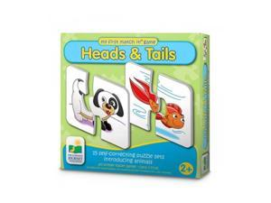 The Learning Journey 115251 My First Match It - Head and Tails