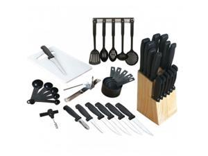 Gibson 64159.41 Flare Cutlery Combo Set, 41 Piece