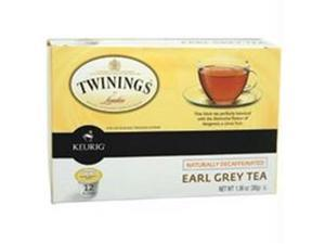 Twinings B20542 Twinings Earl Grey Decaf -6x12 Ct