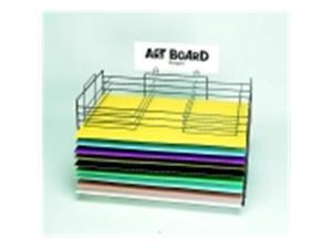 Pacon Paper Board Storage And Drying Rack, 300 Sheets