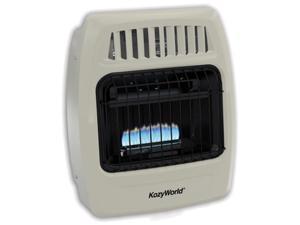 World Marketing KWD154 10K Dual Gas Wall Heater