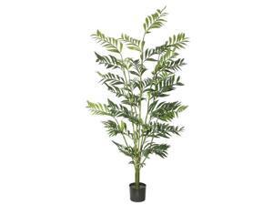 Vickerman TB170060 5 in. Robellini Palm Leaves - Green