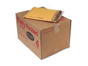 Sealed Air 67320 9.5 x 14.5 Jiffy Padded Self Seal Mailer 4 Natural Kraft