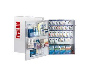 First Aid Only FAE7115 Refill F/Smartcompliance Cabinet,20 Sting Relief Wipes,10 Hydrocortisone Packs