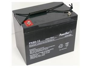 This is an AJC Brand Replacement ONEAC ONE400DA-SB 12V 7Ah UPS Battery