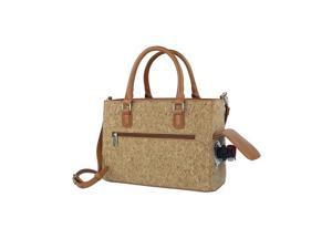 Picnic Gift 8220-CR Drink Purse-Insulated Drink Purse with Bladder Bag, Cork