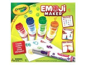 Crayola Emoji Marker Maker 74-7210