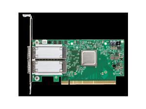 Mellanox Technologies MCX555A-ECAT Connectx-5 Vpi - Network Adapter - Pcie 3.0 X16 - 100Gb Ethernet / 100Gb Infiniband Qsfp28 X 1