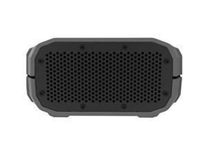 Braven BRV-1 Speaker System - Portable - Battery Rechargeable - Wireless Speaker(s) - Gray