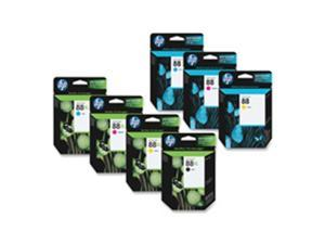 Hewlett-Packard HEWC9396AN HP 88 Ink Cartridge- 58.9 ml- 2450 Page Yield- Black