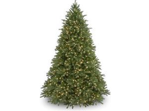 National Tree PEJF1-300-90 9 ft. Poly Jersey Fraser Fir Hinged Tree