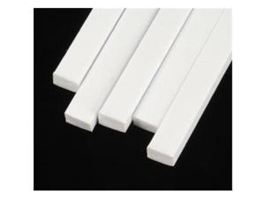 Plastruct PLS90727 MS-216 Rect Strip,.020x.156 10