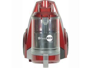 Atrix International AHC-RR Revo Red Bagless HEPA Canister Vacuum